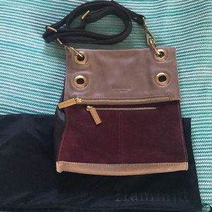 Gorgeous Hammitt bag. Reversible. All leather.